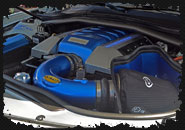 2015 Camaro Custom Engine Bay