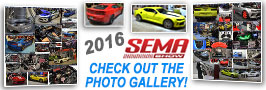SEMA 2016 Photo Gallery - Custom Camaros & Camaro Parts
