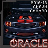 Phastek Single-Color HALO Headlight Kit by Oracle :: 2010-2013 Camaro