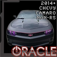 Oracle Round Halo Headlight Kits (All Colors) by Oracle fits 2014-2015 Camaro NON-RS