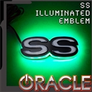 2010 2012 2013 Camaro Rear LED SS Emblem / Badge
