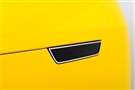 2010-2015 Camaro Reverse Light Covers Brushed Billet Style #102030 By American Car Craft