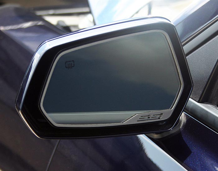 2010 2011 2012 2013 Camaro Side View Mirror Trim Ss 102057