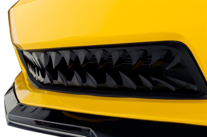 2010 2011 2012 2013 Camaro Shark Tooth Grille American Car