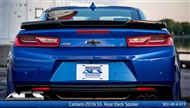 2016-2017 Camaro SS 6 Rear Deck Spoiler 48-4-013 by ACS Composite