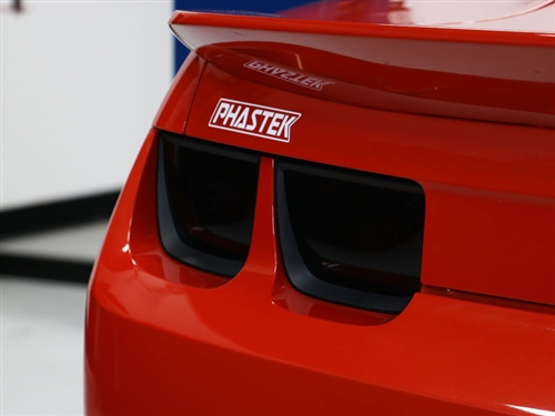 Camaro Blacked Out Tail Light Bezels Gloss Or Flat