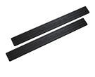 2011 2012 2013 Camaro Convertible GM Black Powder Coated CAMARO Door Sills
