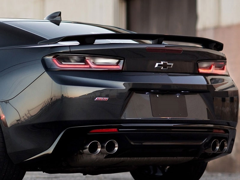 Dark Finish Tail Lamps Upgrade Kit For 2016 2018 Camaro