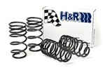 "2010 2011 2012 2013 2014 2015 Camaro SS Lowering Springs - 1.4"" Front, 1.3"" Rear Set of 4 #50778 by H&R"