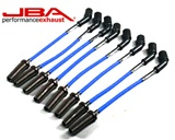 2010, 2011, 2012, 2013 Camaro SS JBA 'Power Cables' Ignition Wires, 8mm Blue #W08129