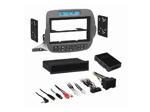 Metra 2010 2011 Camaro dash kit double din radio head unit for sale