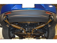 2016-2017 Camaro V6 MRT Exhaust Version 1 Axle-Back