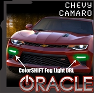 2016 Camaro Oracle DRL Fog Light ColorShift