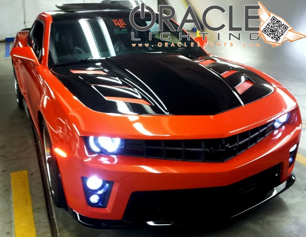 2012 2013 Camaro Zl1 Fog Light Bulbs P13 H11 Plasma Led