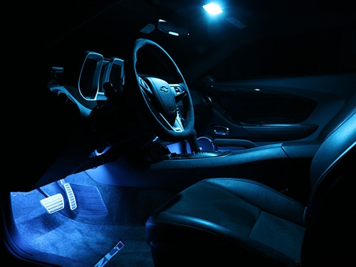 Camaro Ambient Led Interior Lighting Kit Footwell Light