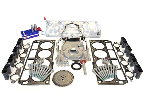2010-2015 Camaro SS GM L99 Conversion to GM LS3 Camshaft & Cylinder Head Installation Kit
