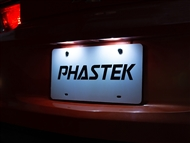 Camaro Rear License Plate LED Light Kit - bright white - fits all 2010-2017 Camaro SS/LS/LT/RS/1LE/ZL1 models