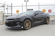 2016 Camaro Body Kit Street Scene 950-70248 - Complete Kit - Side Rockers & Front Splitter