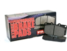 2010-2015 Camaro SS Centric Street Performance Brake Pads - Rear #309.10530 by StopTech