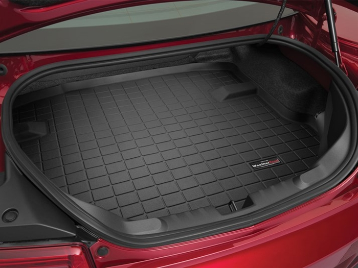 2012 2015 Camaro Coupe Custom Fit Trunk Cargo Liner 40651 By Weathertech