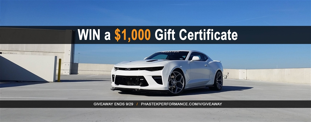 Enter to Win 1000 Gift Certificate