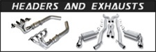 2010 2011 Camaro Long Tube Headers, Shorty Headers, Cat-Back Exhausts, Axle-Back Exhausts and Mufflers for sale