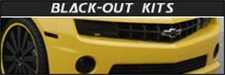 2010 2011 2012 Camaro Black Out Kits parts for sale
