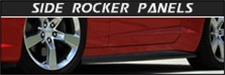 2010 2011 2012 Camaro Side Rocker Panels for sale