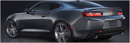 2016 Camaro Exterior Styling Upgrades