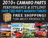Aftermarket Camaro Parts & Accessories at Phastek Performance in Houston Texas 77041