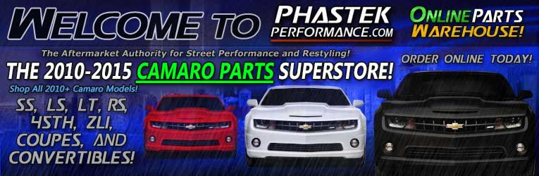 Welcome to Phastek - The Camaro Parts Experts!