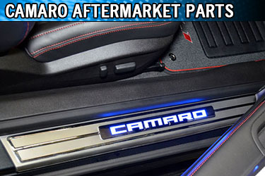 Aftermarket Camaro Parts and Accessories for sale - Shop By Brand