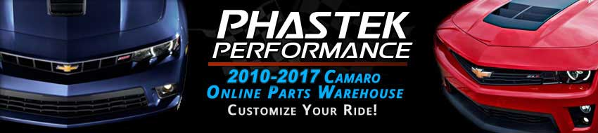 Phastek - Camaro Parts Experts!