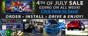 4th of July Sale going on now! Click to save