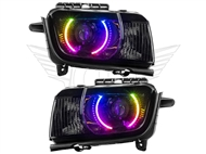 Oracle Dynamic Colorshift Headlight Halo Kit 2010-2013 Camaro