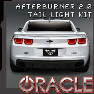 Camaro Afterburner 2 0 Tail Lights Kit For Years 2010 2011