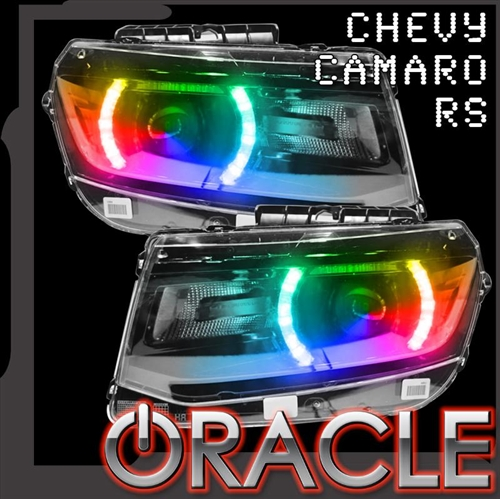 Oracle Colorshift Halo Kit 2622 2014 2015 Camaro Rs
