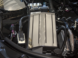 camaro fuse box cover