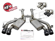 2016-2017 Camaro aFe Power Axle Back Exhaust MACH Force-Xp #49-34068