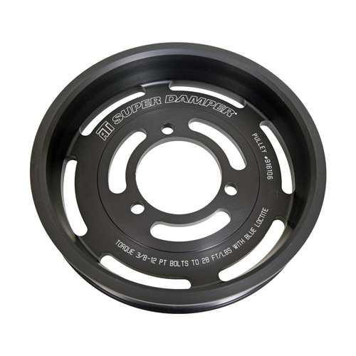 Kavs Lightweight Supercharger Pulley: ATI Supercharger Pulley 8% OD 2017-2018 Camaro ZL1