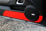 Door Kick Plates #BC-118-PL by Billet Custom fits 2010-2015 Camaro models