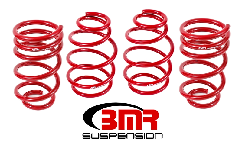 Camaro BMR Lowering Springs SP019