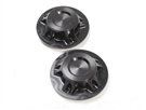 2010 2011 2012 2013 2014 2015 Camaro Strut Covers (Black) #CA-280001-BLK