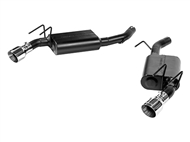 "2010 2011 2012 2013 Camaro SS Axle-Back 2.5"" Exhaust System #817495 by Flowmaster"