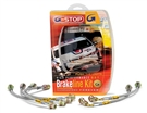 2012 2013 2014 2015 Camaro ZL1 G-Stop Stainless Steel Brake Line Kit #12227 by Goodridge