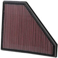 Replacement K&N Air Filter 2016-2017 Camaro V6 33-2496
