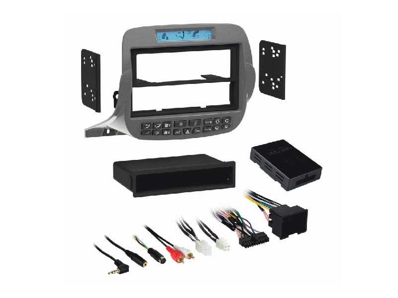 Metra Double DIN Dash Kit (for Aftermarket Radios) :: 2010-2013 Camaro