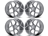 Camaro Z28 Style Wheels Gun Metal fits all 2016-2018 Camaro SS, LS, LT, RS, non-RS, 1LE & ZL1 Models