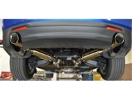 2016-2017 Camaro 2.0L 4-Cyl MRT Axle Back Exhaust 91U821 - Version 2