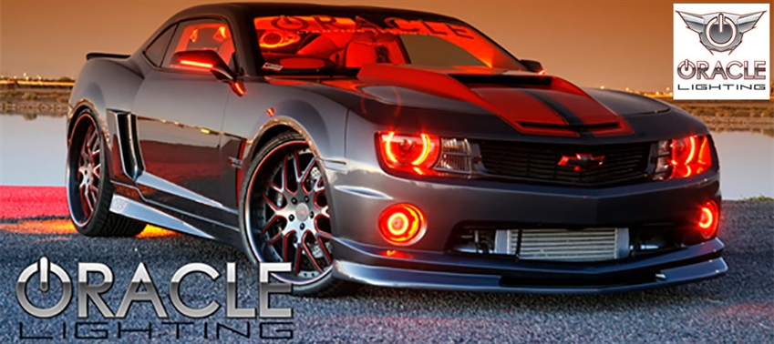 & Oracle AAC Lighting for 2010+ Camaro azcodes.com
